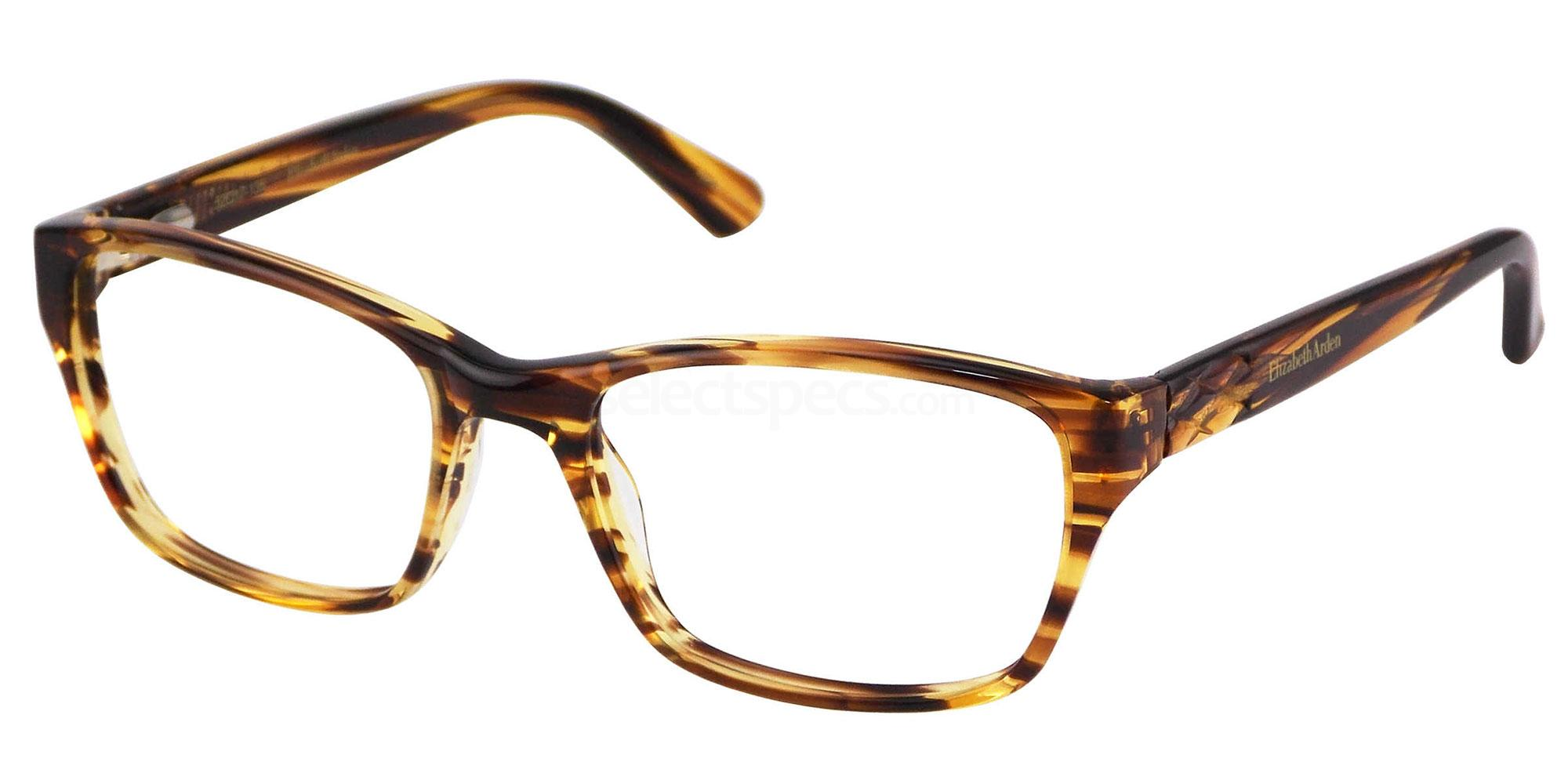 01 EA1163 Glasses, Elizabeth Arden