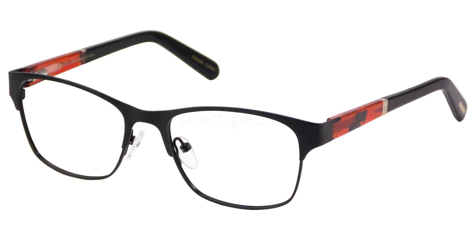 01 EA1165 Glasses, Elizabeth Arden