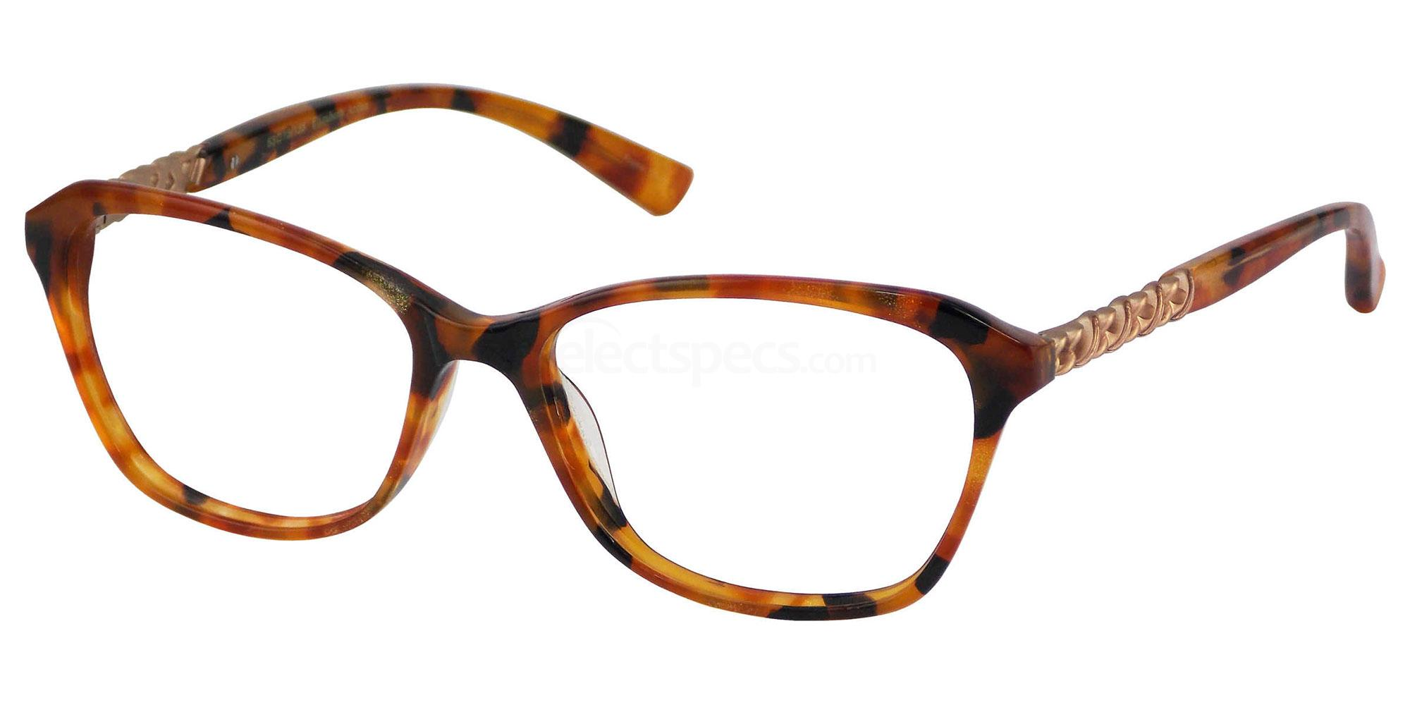 01 EA1166 Glasses, Elizabeth Arden