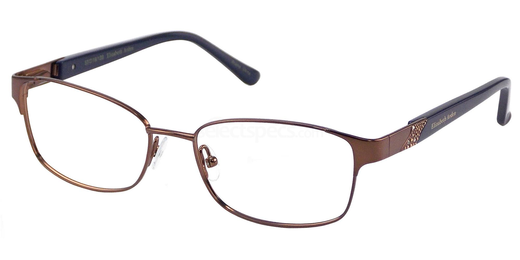 01 EA1167 Glasses, Elizabeth Arden
