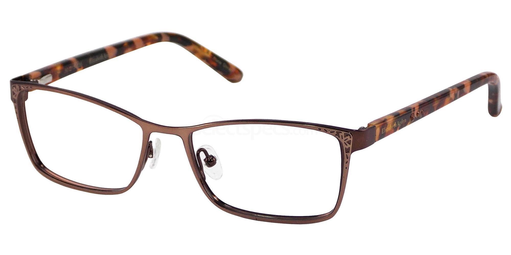 01 EA1168 Glasses, Elizabeth Arden