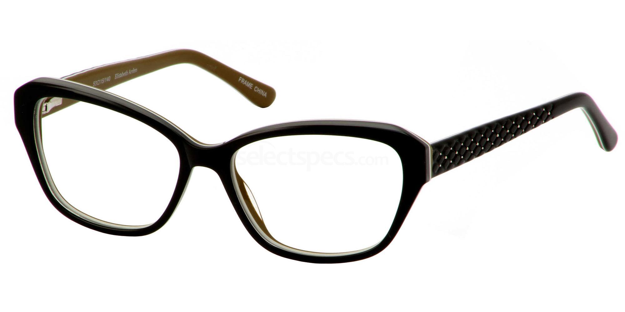 01 EA1171 Glasses, Elizabeth Arden