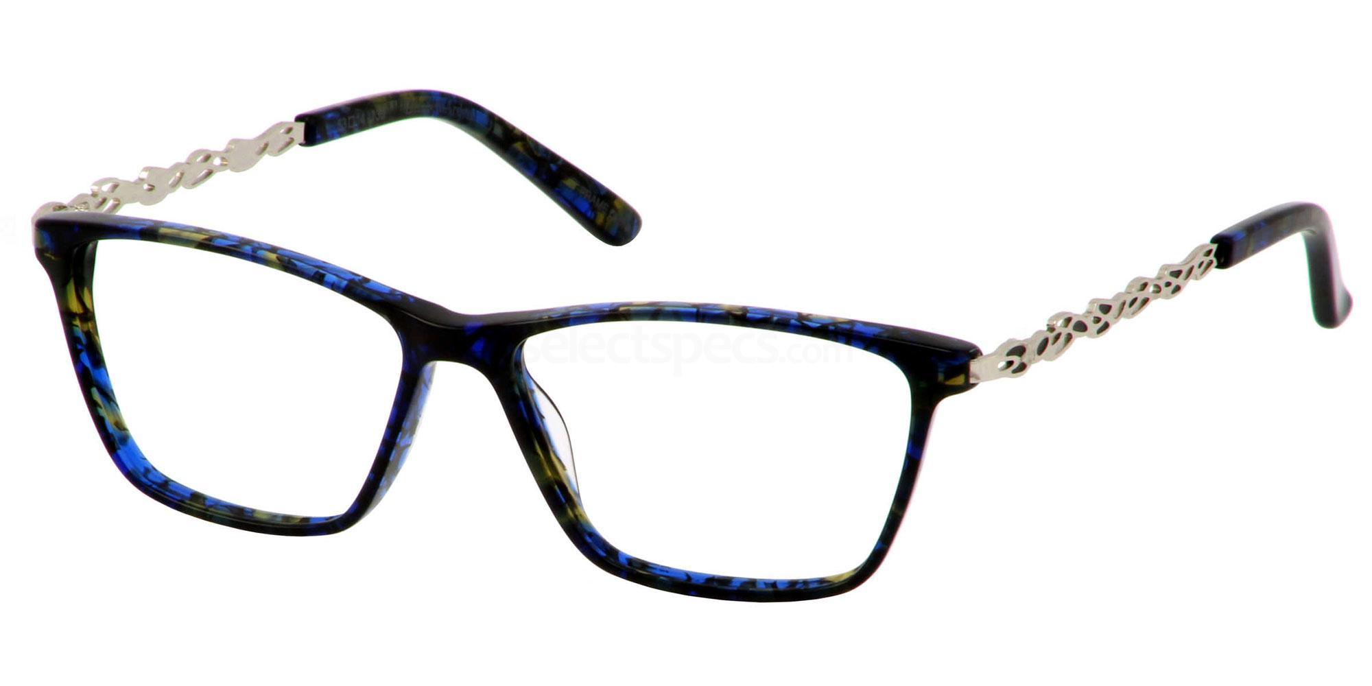 01 EA1172 Glasses, Elizabeth Arden