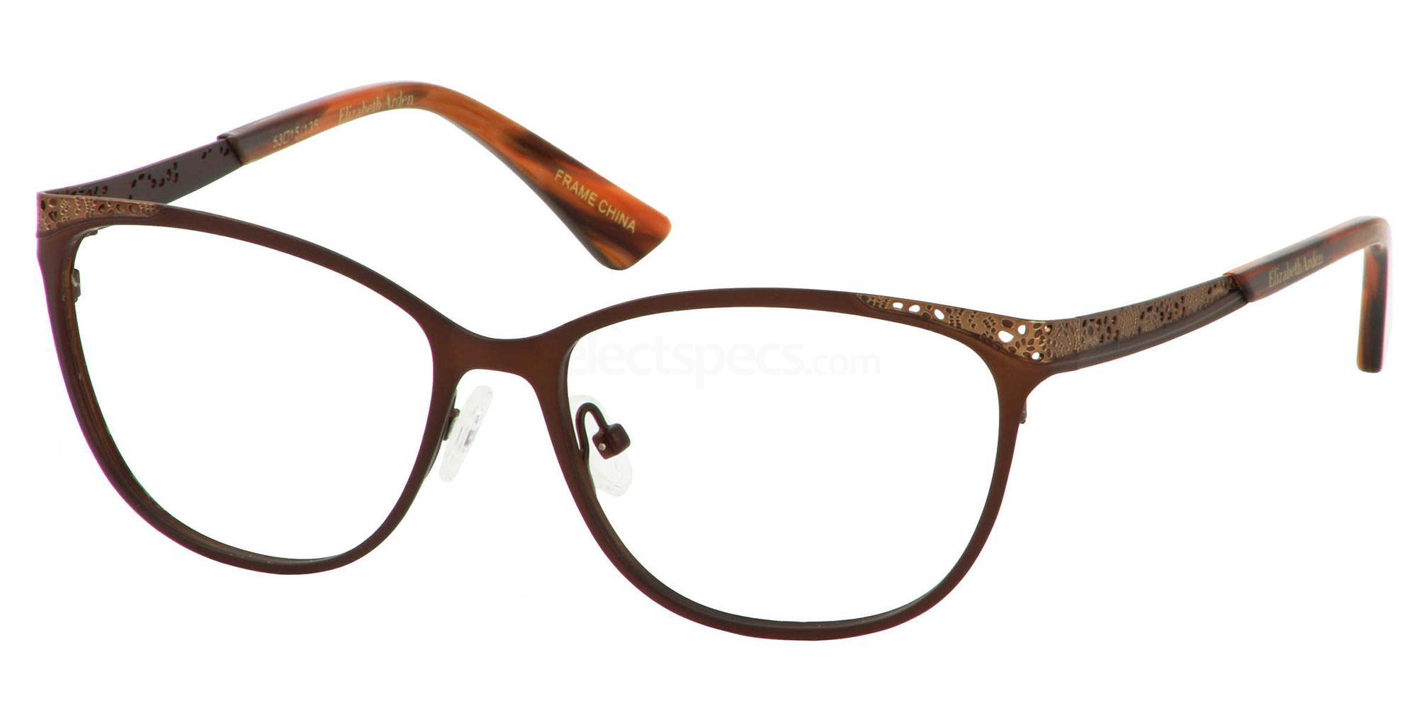 01 EA1173 Glasses, Elizabeth Arden