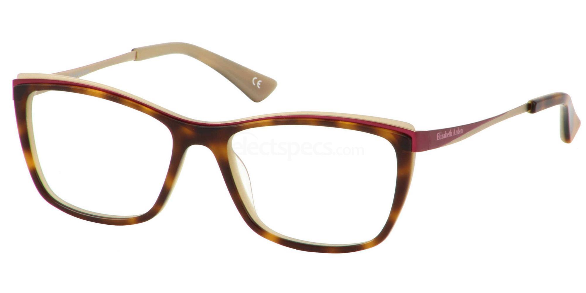 01 EA1178 Glasses, Elizabeth Arden