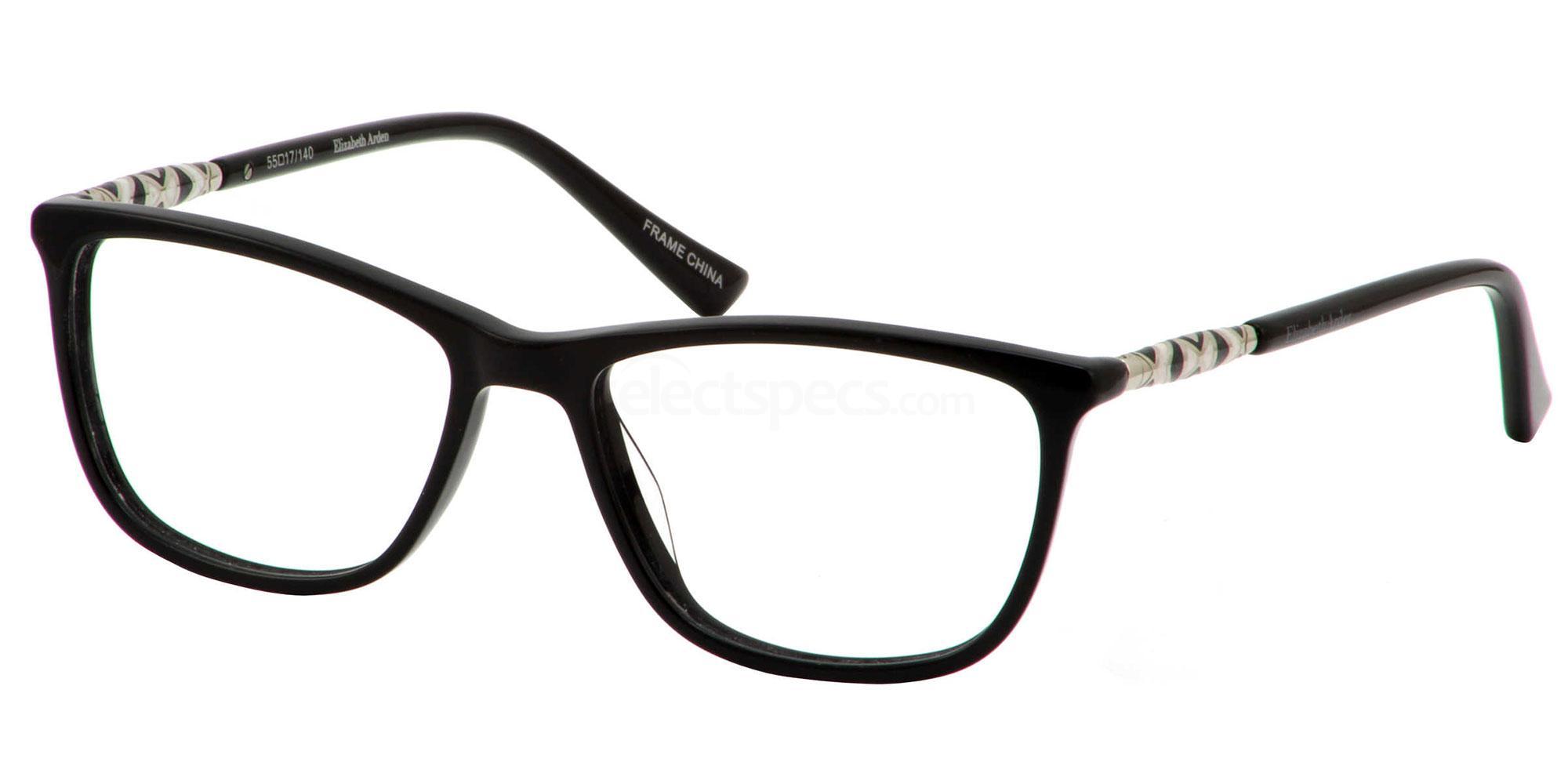 01 EA1181 Glasses, Elizabeth Arden
