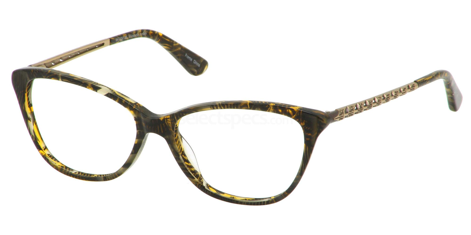 01 EA1183 Glasses, Elizabeth Arden