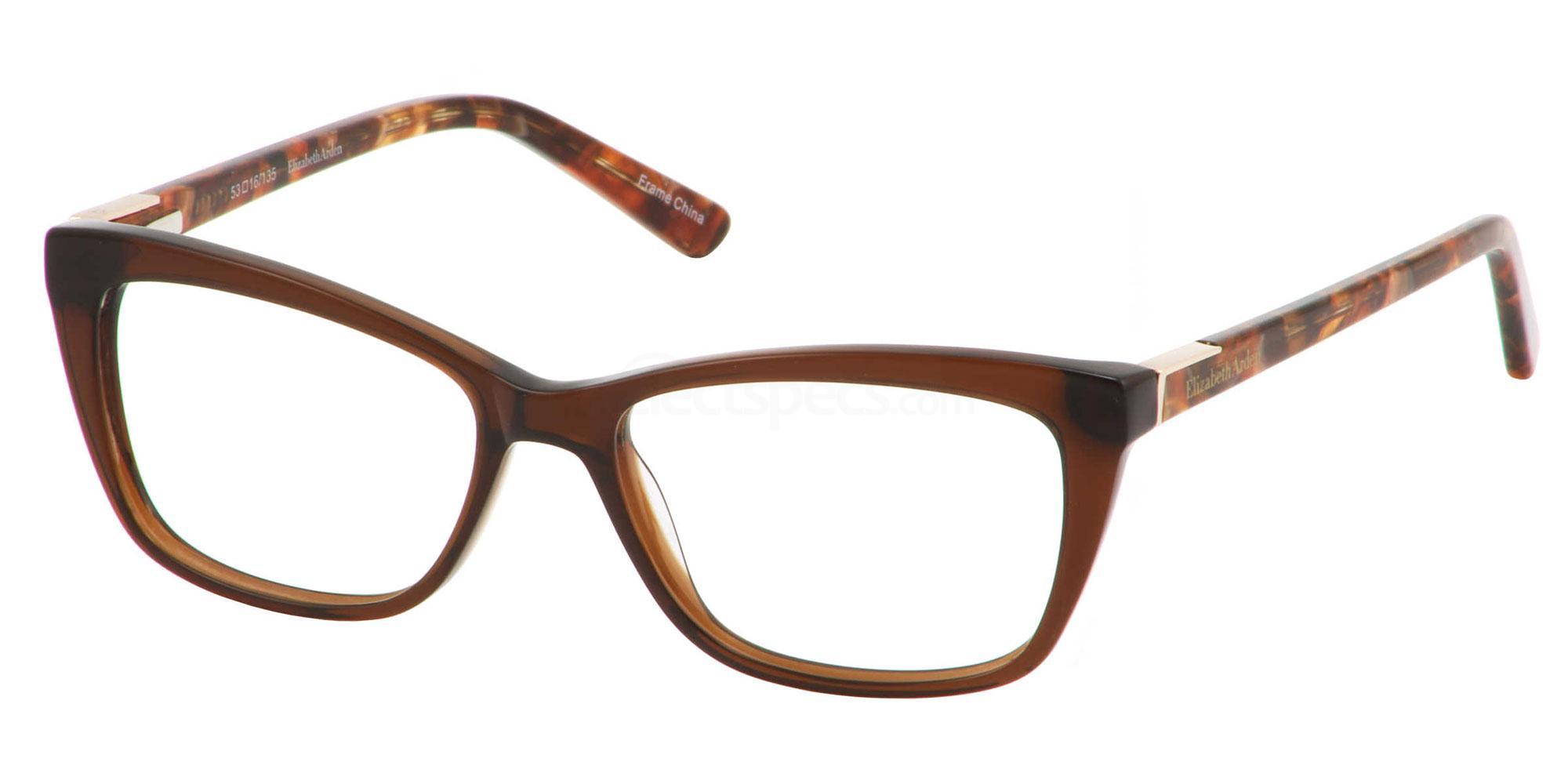 01 EA1184 Glasses, Elizabeth Arden
