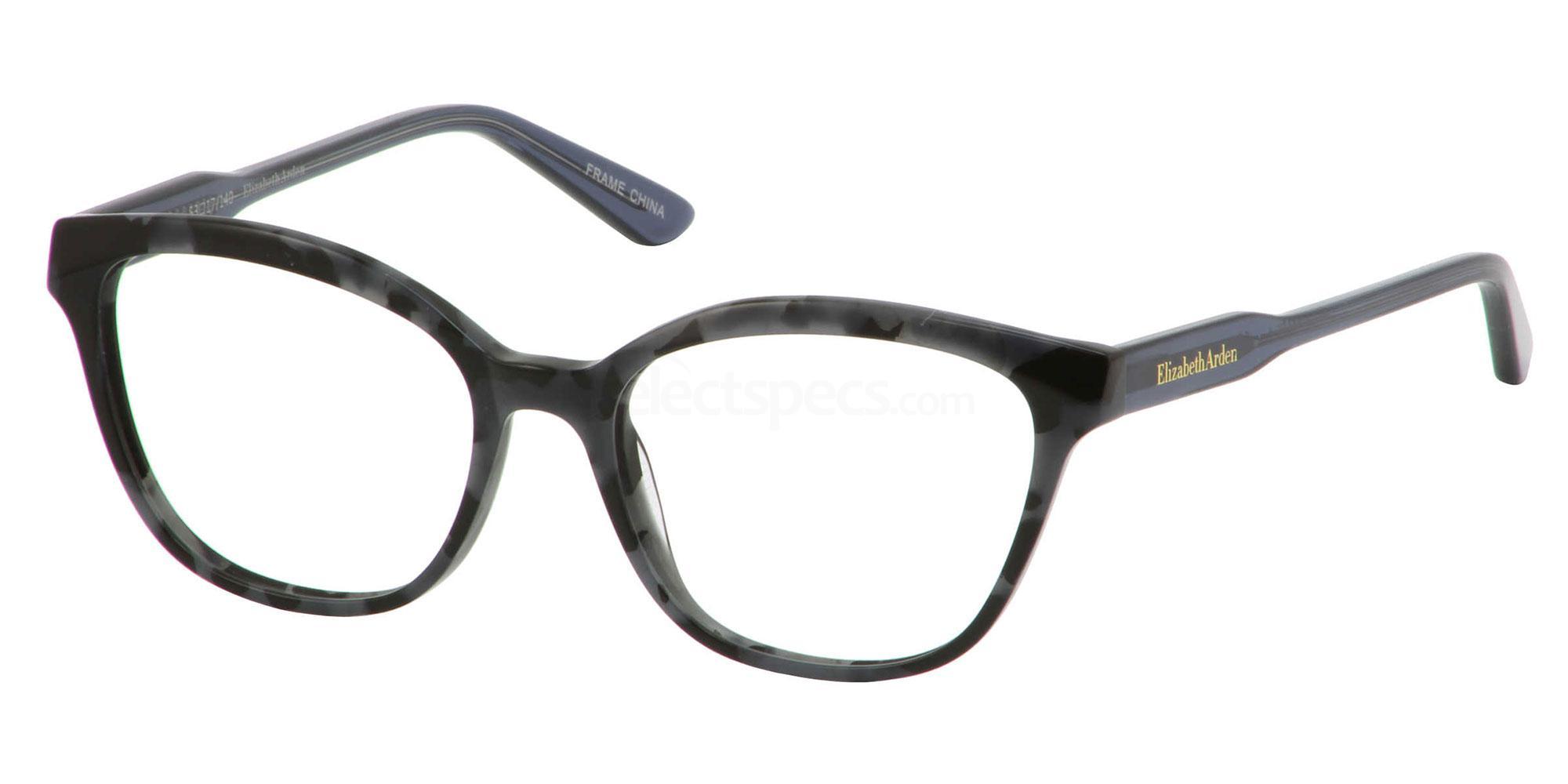 01 EA1185 Glasses, Elizabeth Arden
