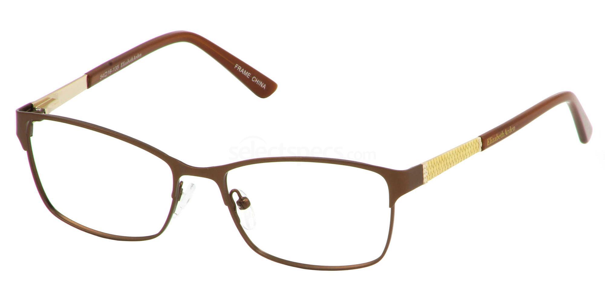 01 EA1186 Glasses, Elizabeth Arden