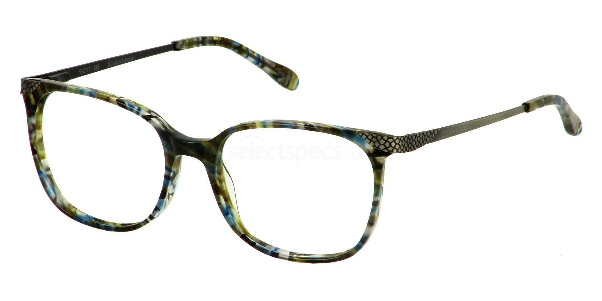 01 EA1190 Glasses, Elizabeth Arden