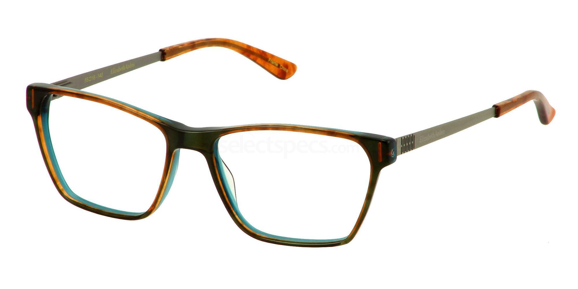 01 EA1192 Glasses, Elizabeth Arden
