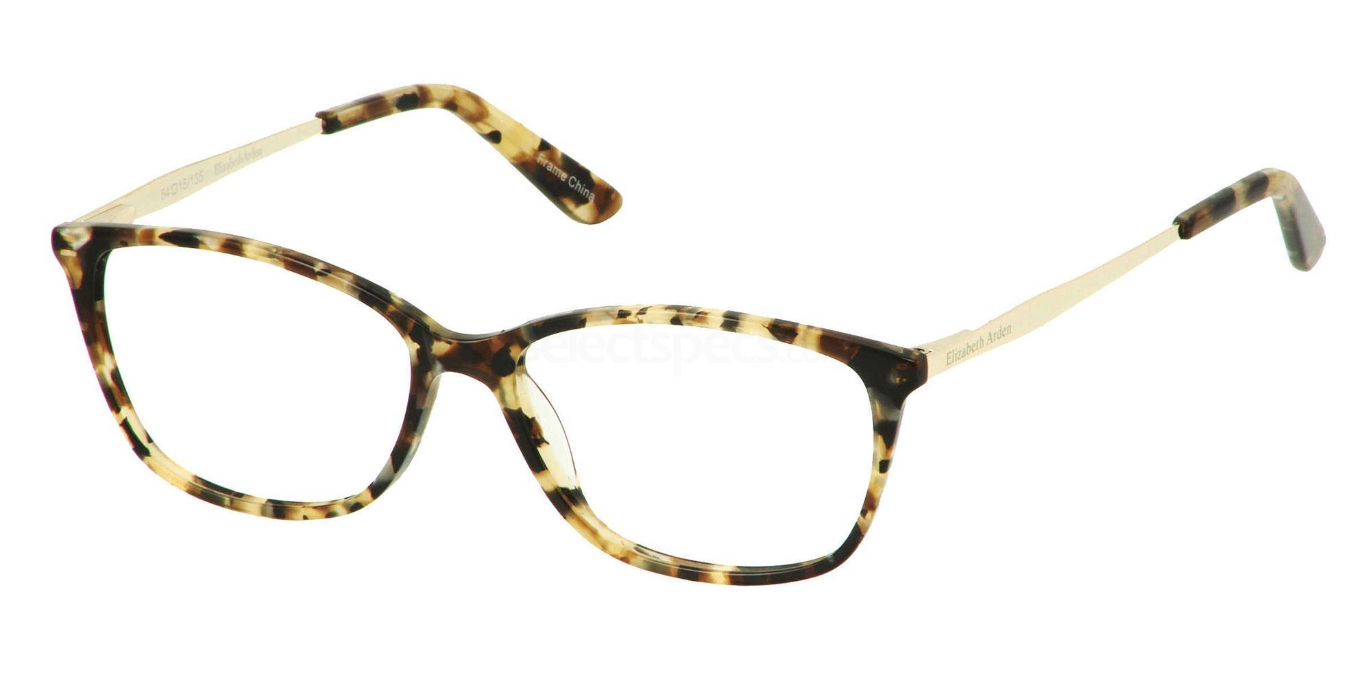 01 EA1193 Glasses, Elizabeth Arden