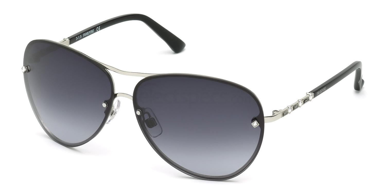 17B SK0118 FASCINATIONE Sunglasses, Swarovski