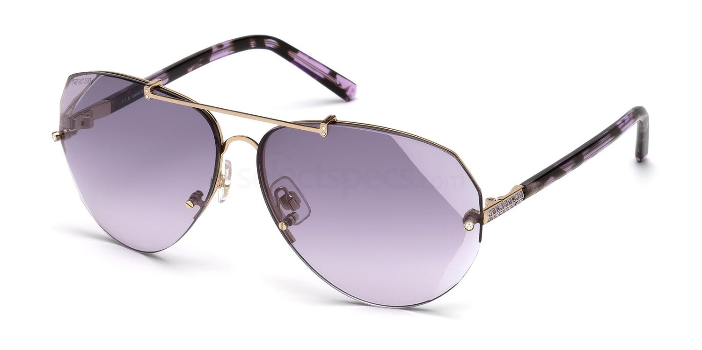 28Z SK0134 Sunglasses, Swarovski