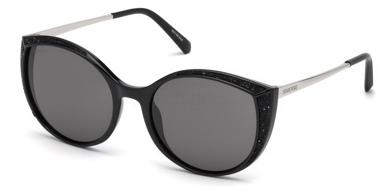 01A SK0168 Sunglasses, Swarovski