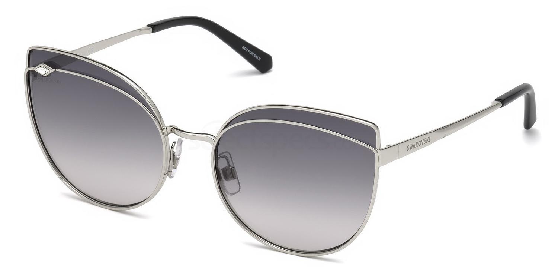 16B SK0172 Sunglasses, Swarovski