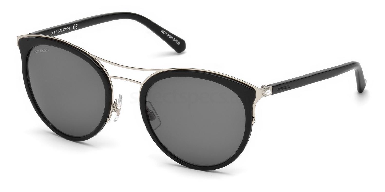 01A SK0177 Sunglasses, Swarovski