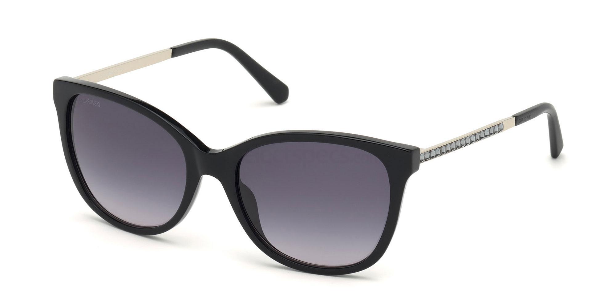 02B SK0218 Sunglasses, Swarovski