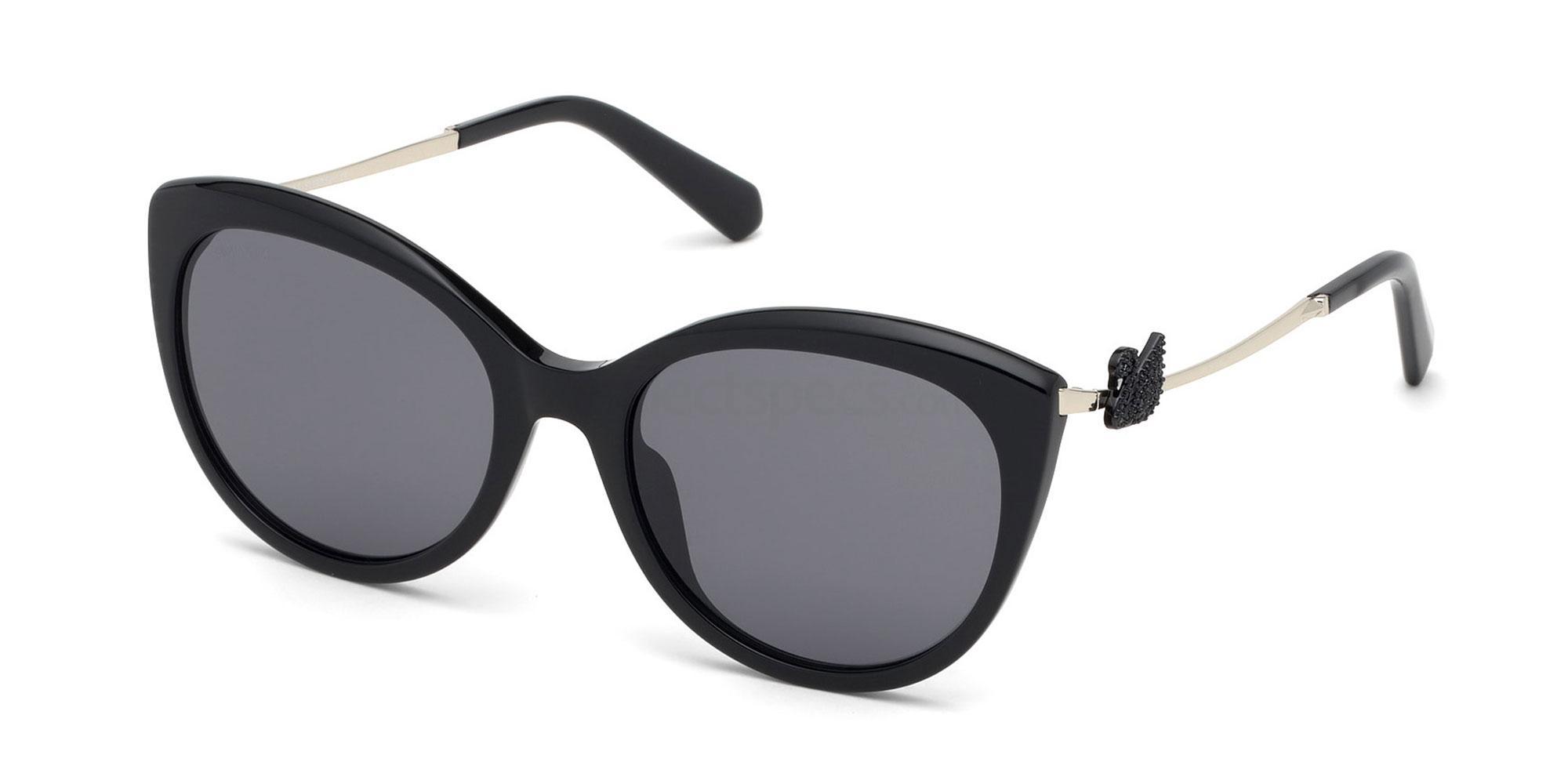01A SK0221 Sunglasses, Swarovski