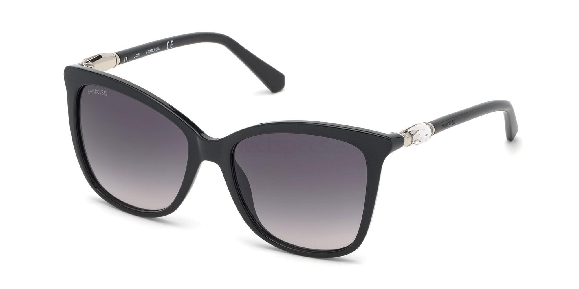 01B SK0227 Sunglasses, Swarovski
