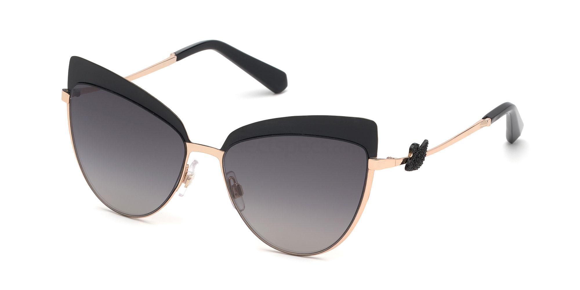 05B SK0220 Sunglasses, Swarovski
