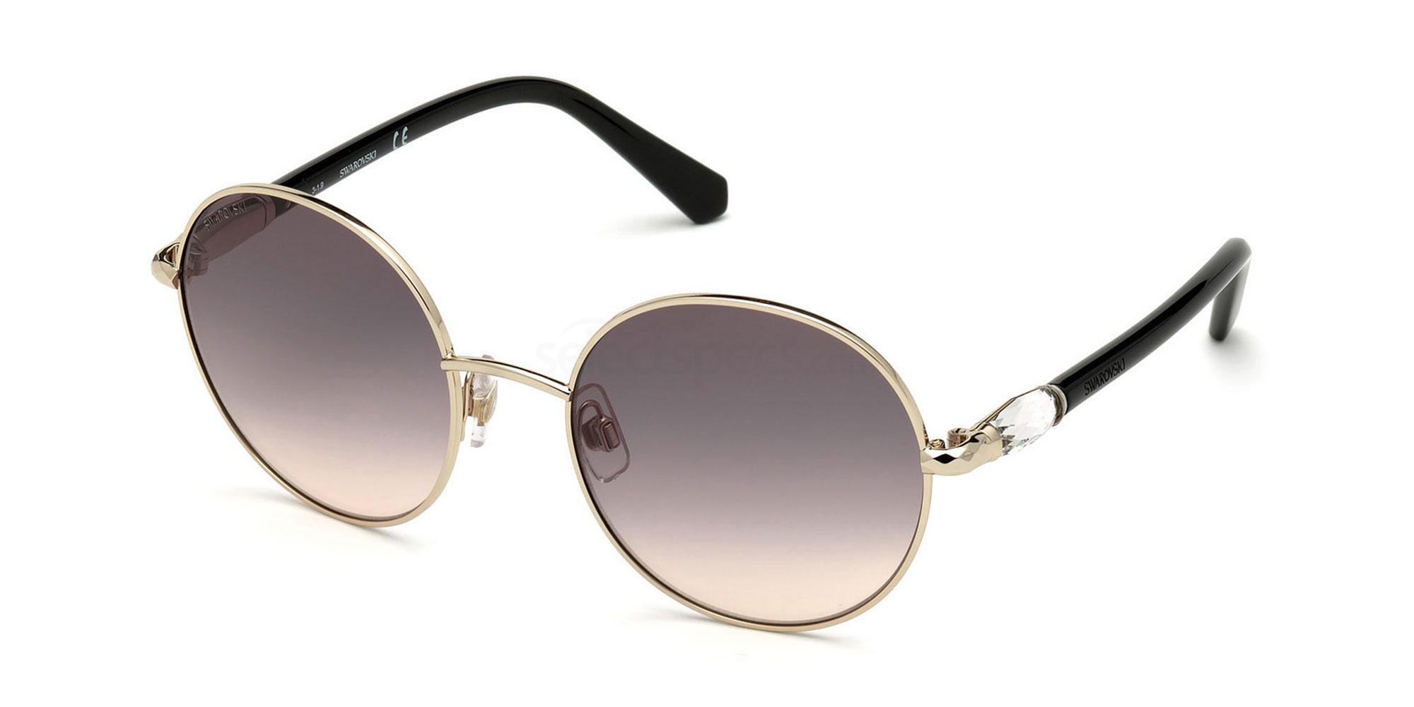32B SK0260 Sunglasses, Swarovski