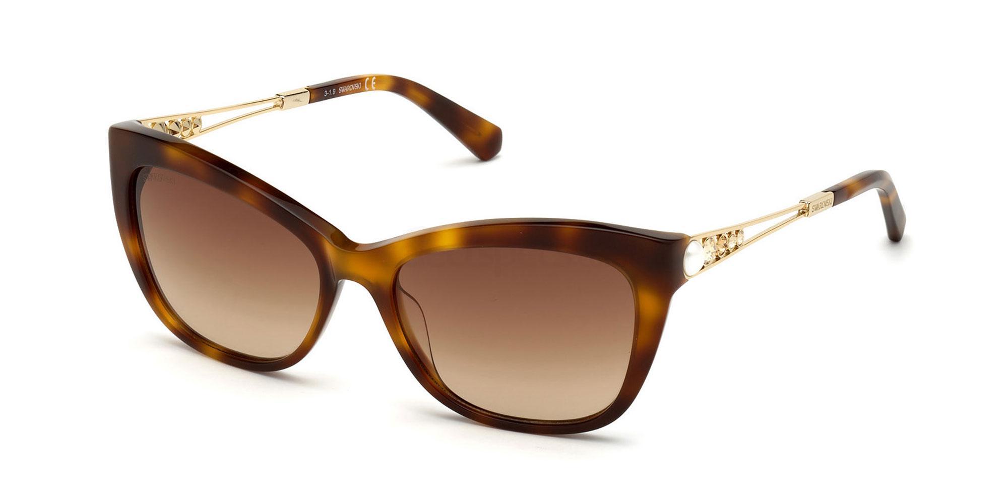 52F SK0262 Sunglasses, Swarovski