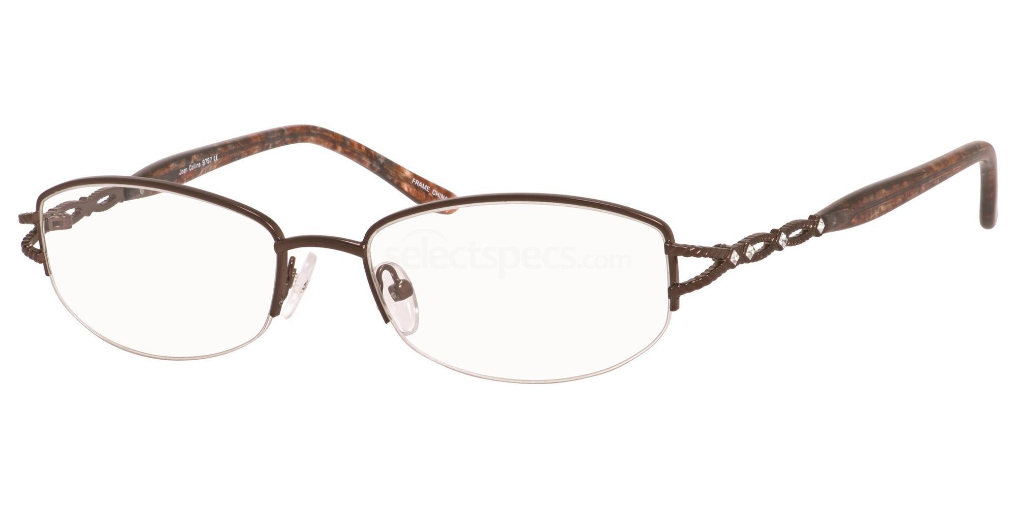 01 JC9797 Glasses, Joan Collins
