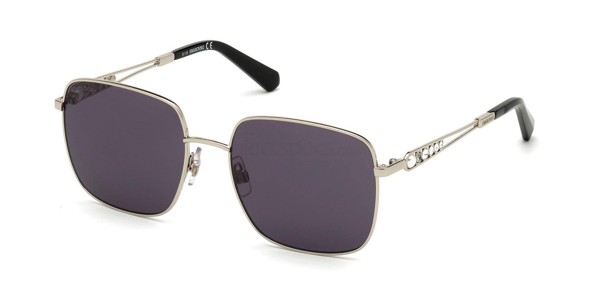 16A SK0263 Sunglasses, Swarovski