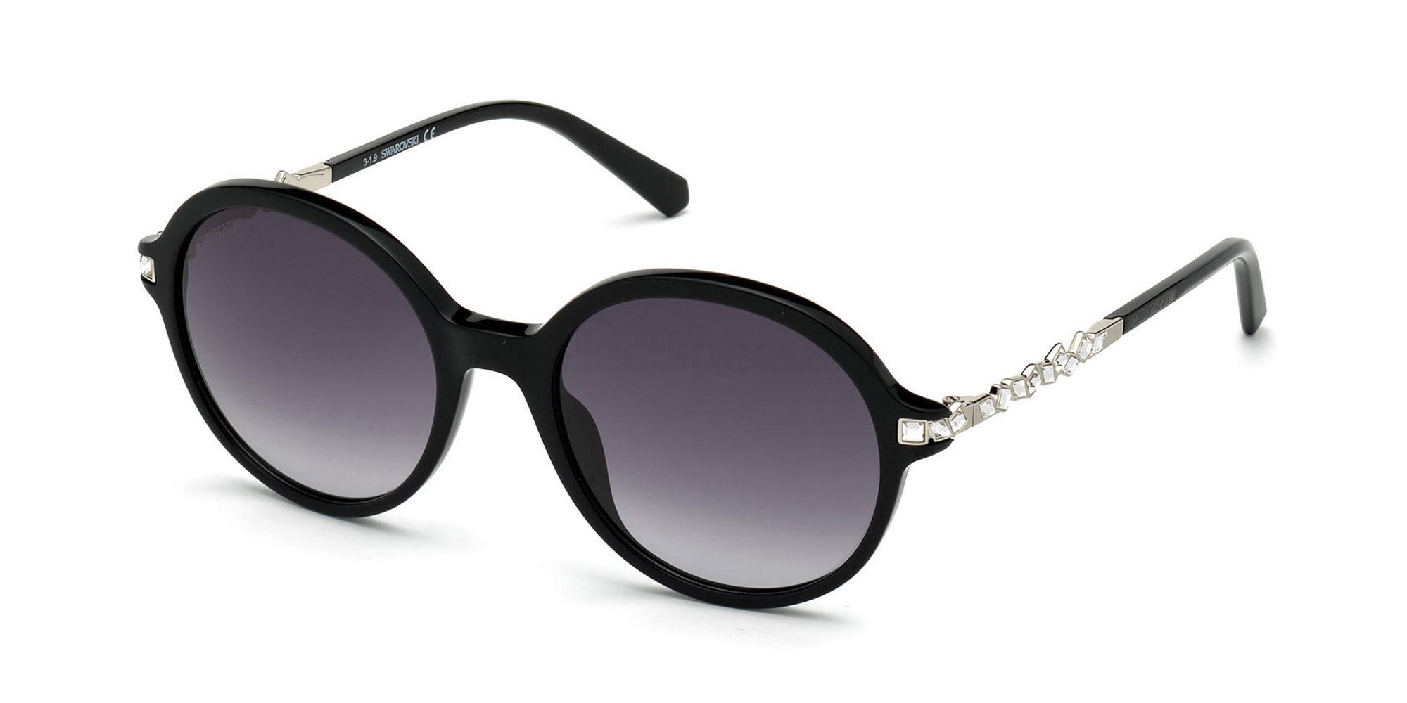 01B SK0264 Sunglasses, Swarovski