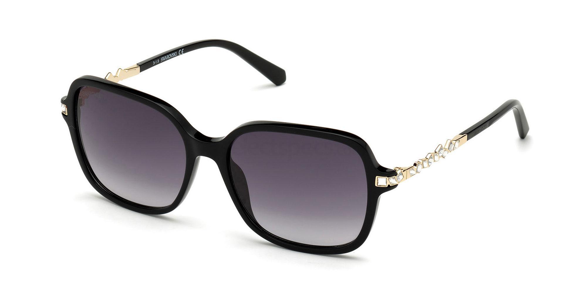 01B SK0265 Sunglasses, Swarovski