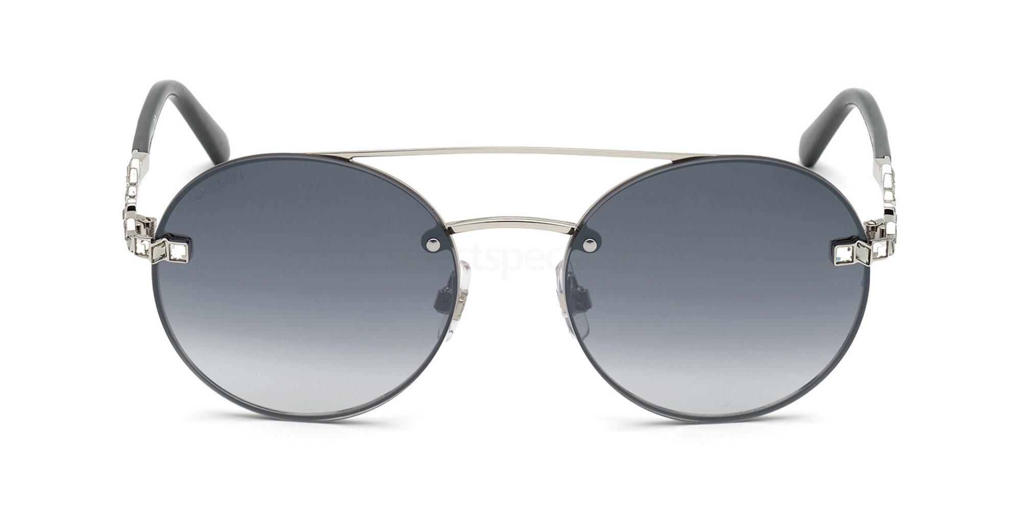 16C SK0283 Sunglasses, Swarovski