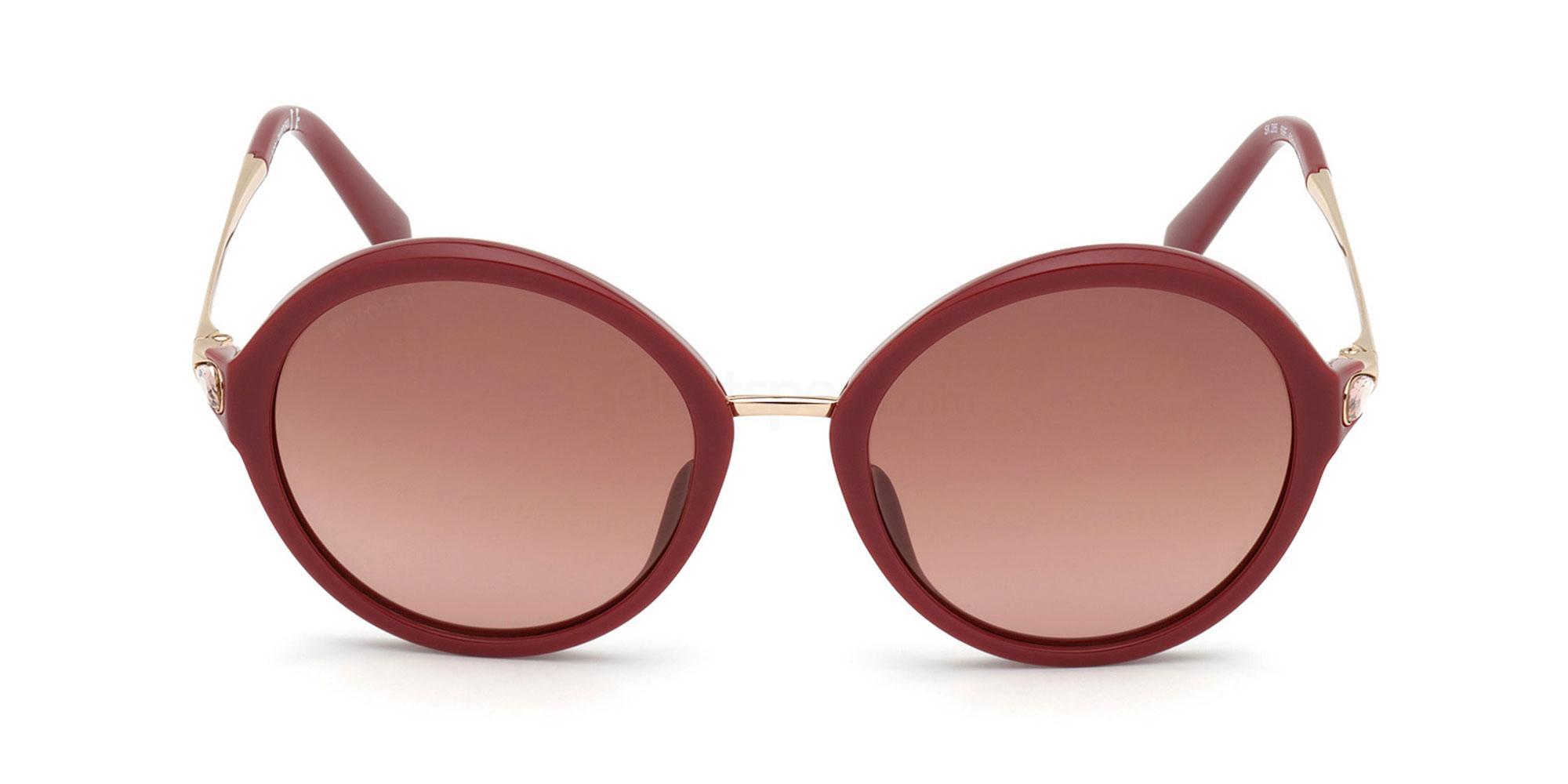 69F SK0285 Sunglasses, Swarovski