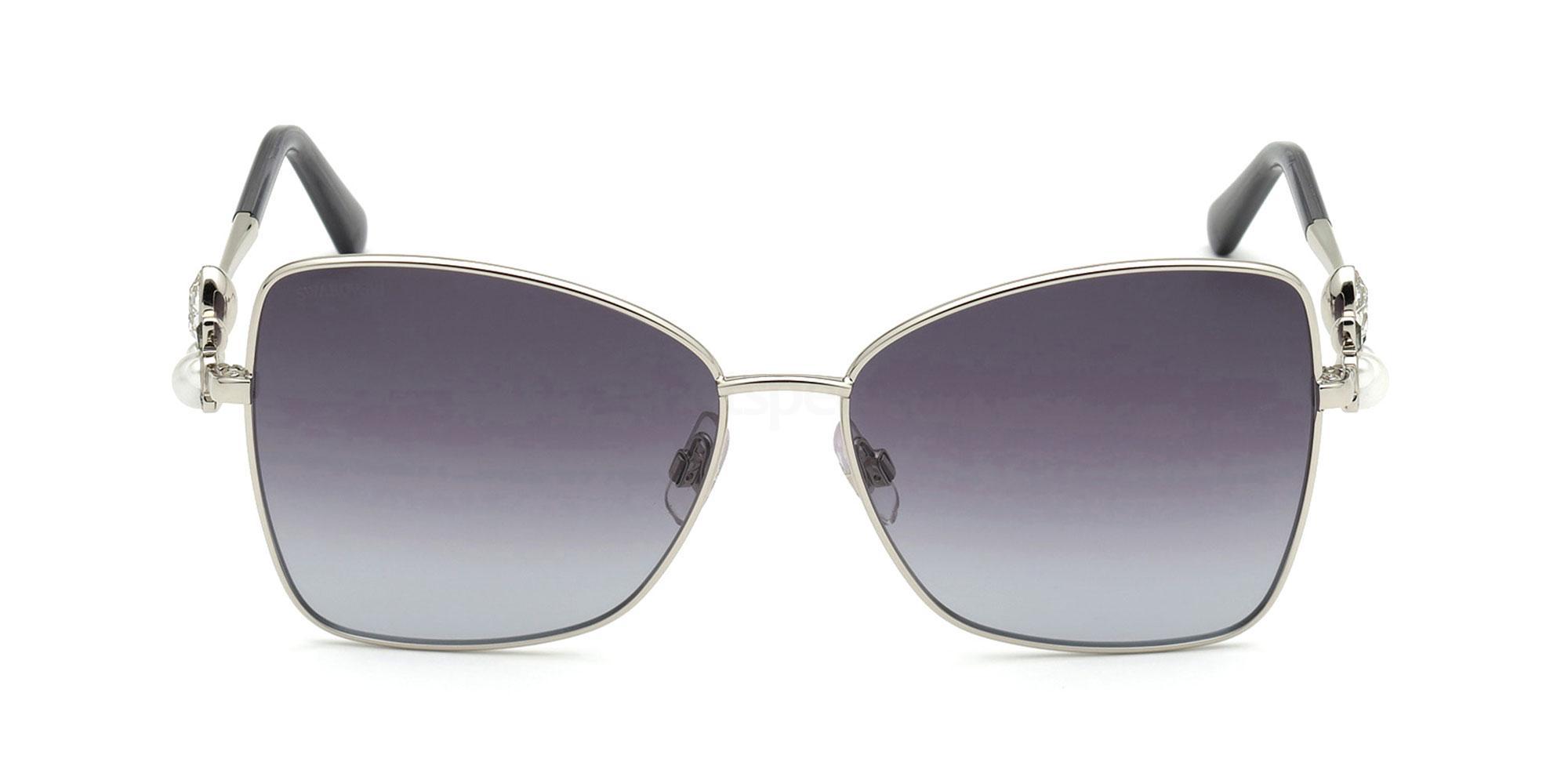 16B SK0277 Sunglasses, Swarovski