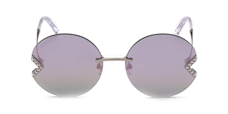 16Z SK0307 Sunglasses, Swarovski