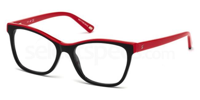 005 WE5233 Glasses, Web