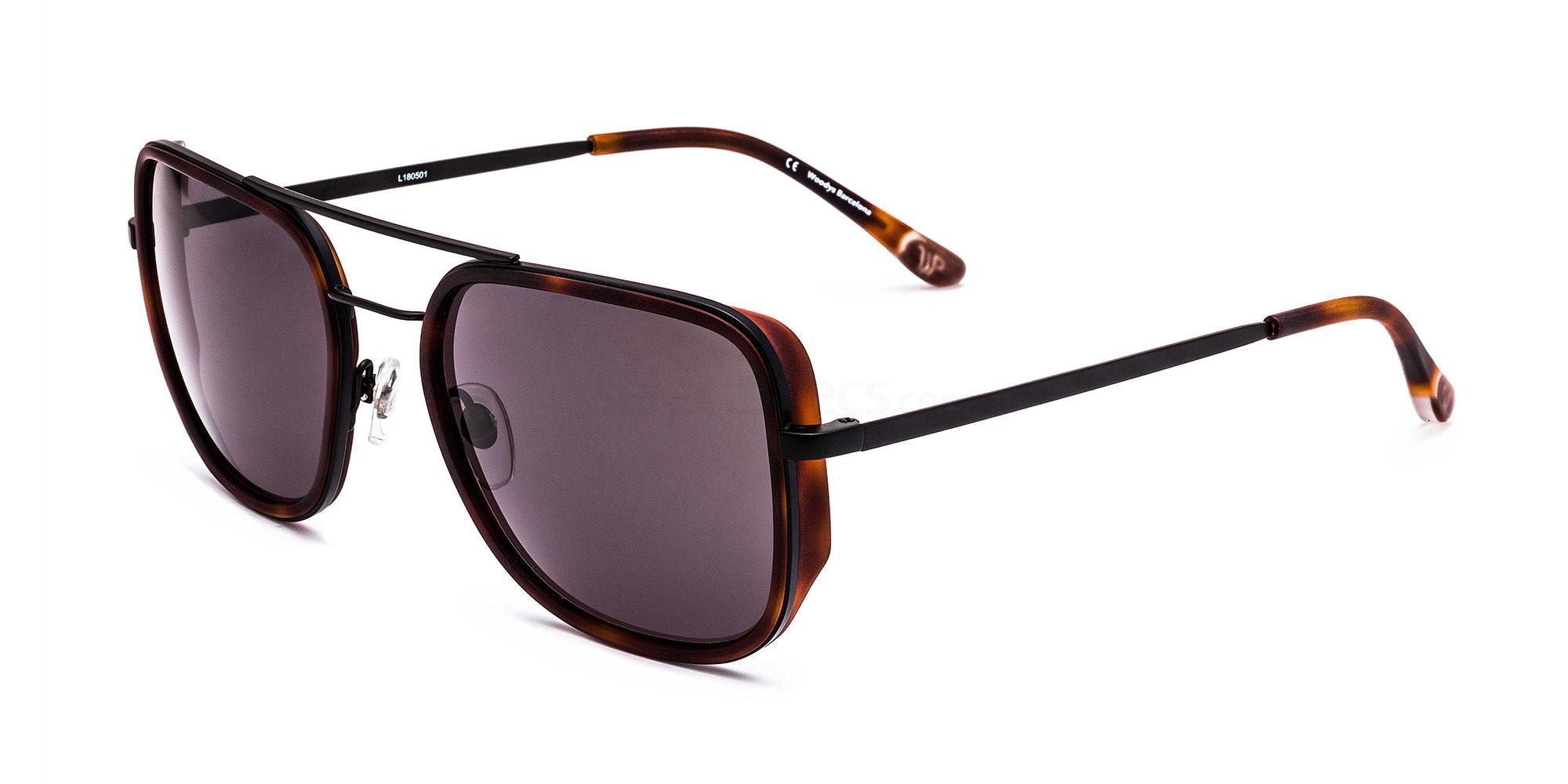 01 Charly Sunglasses, Woody`s Barcelona