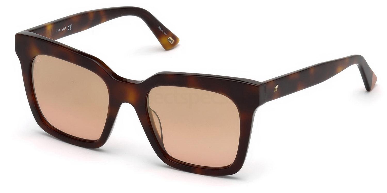 52Z WE0222 Sunglasses, Web