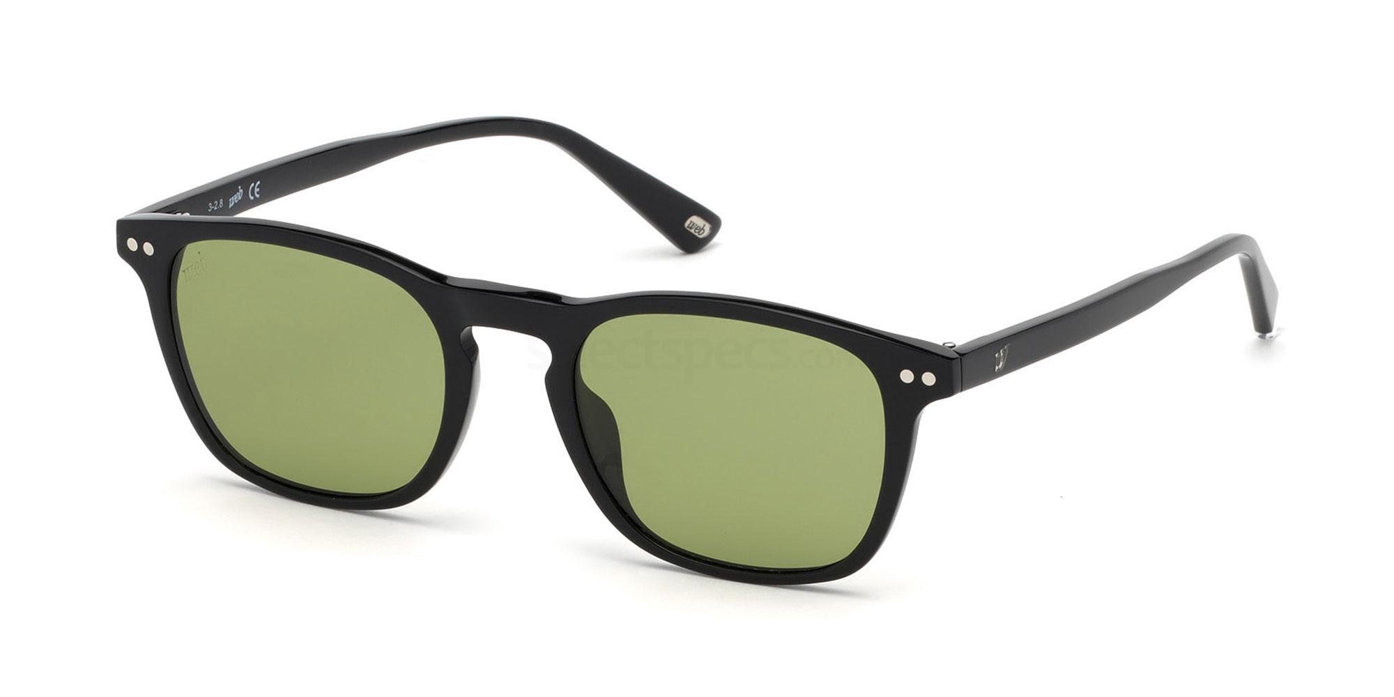 01N WE0265 Sunglasses, Web