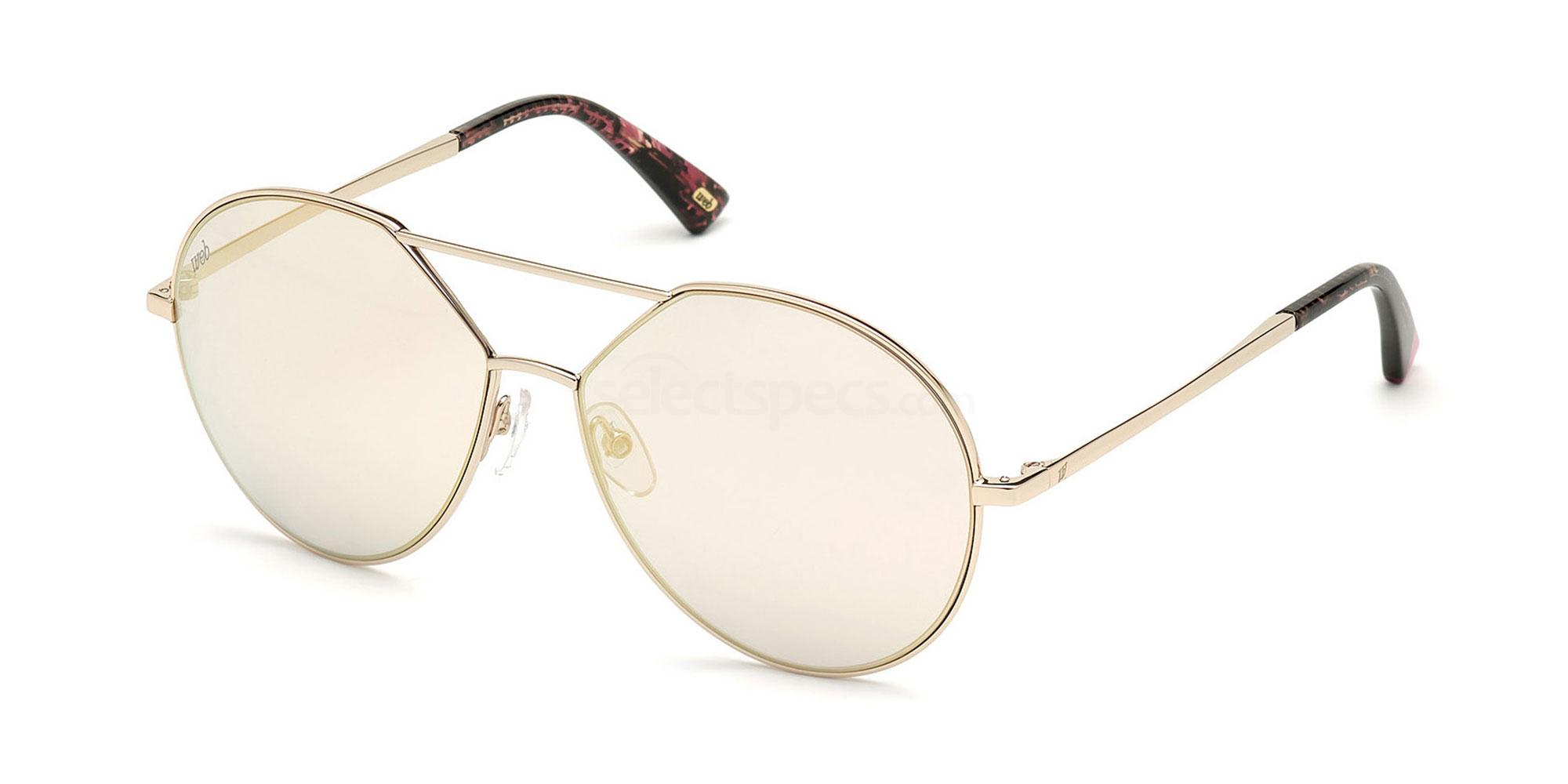 28C WE0286 Sunglasses, Web