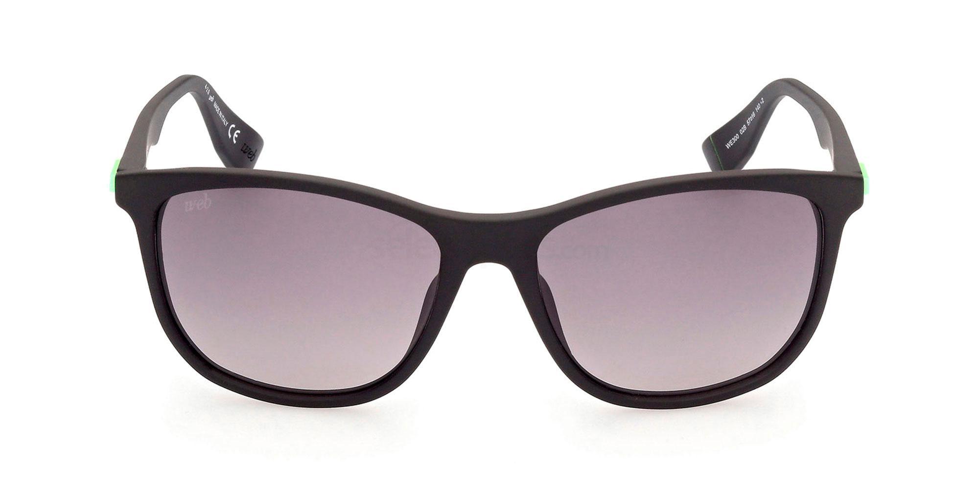 02B WE0300 Sunglasses, Web