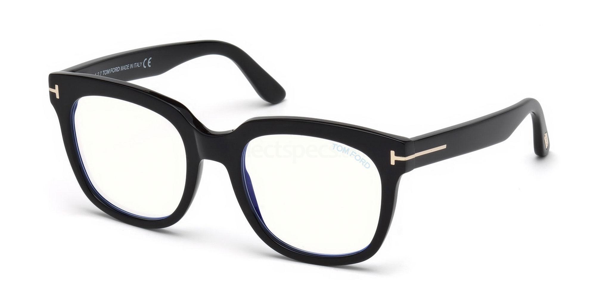 001 FT5537-B Glasses, Tom Ford