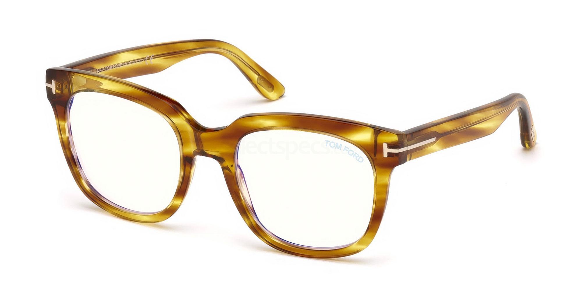 045 FT5537-B Glasses, Tom Ford