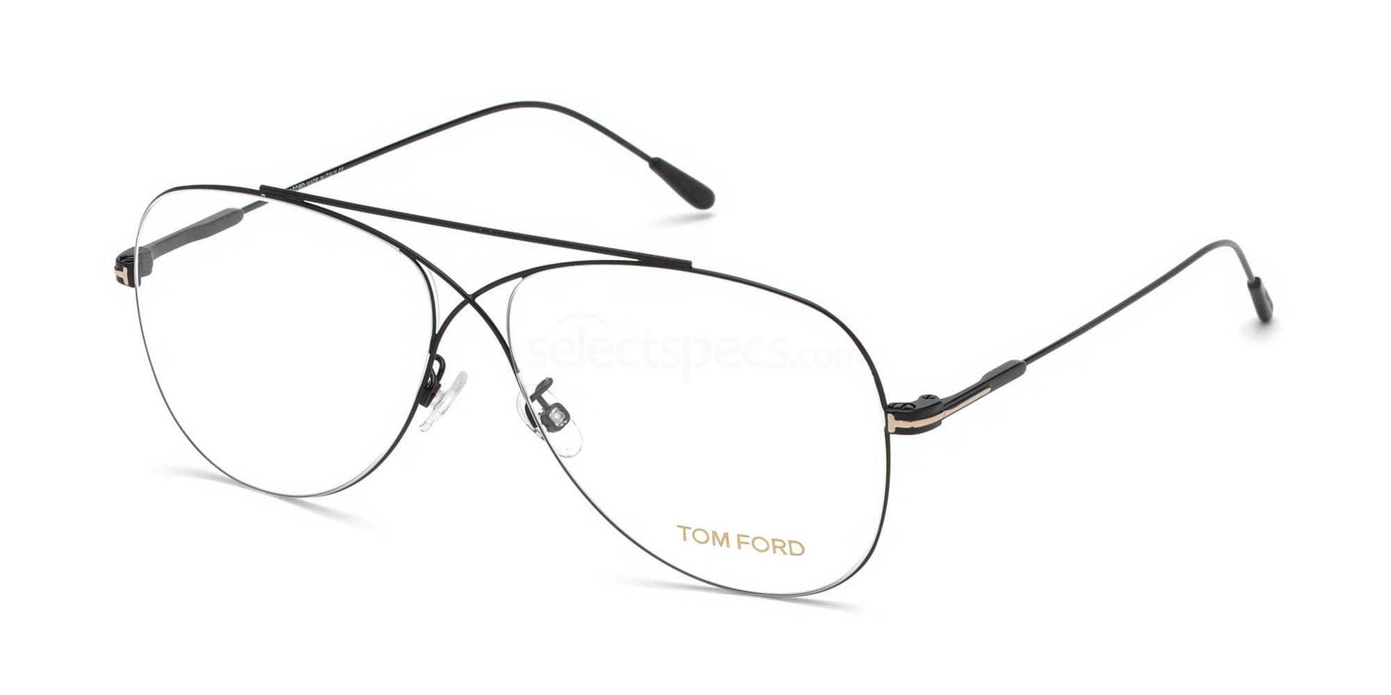 001 FT5531 Glasses, Tom Ford