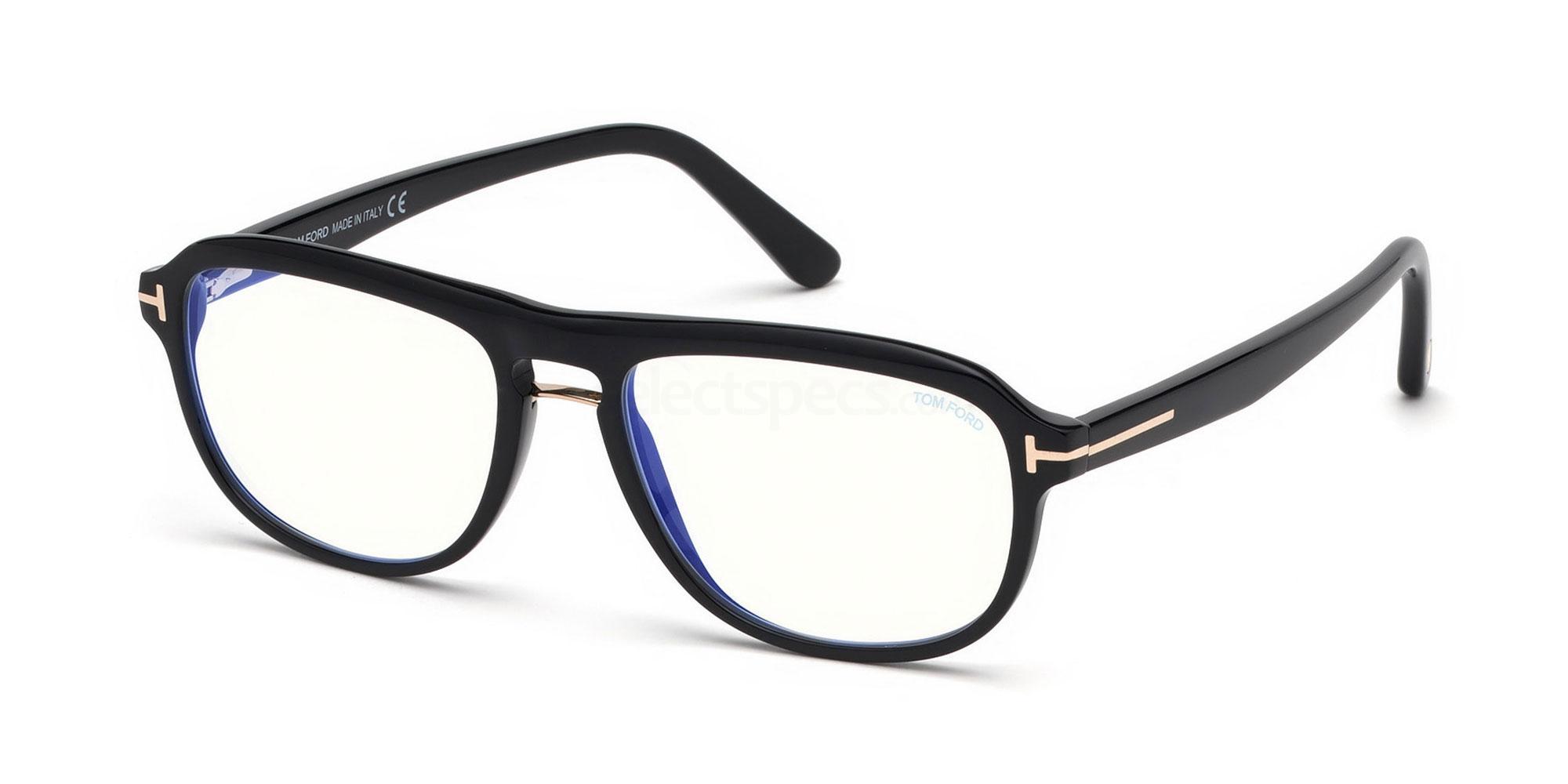 001 FT5538-B Glasses, Tom Ford