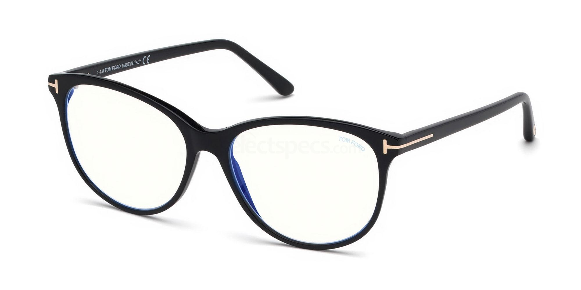 001 FT5544-B Glasses, Tom Ford