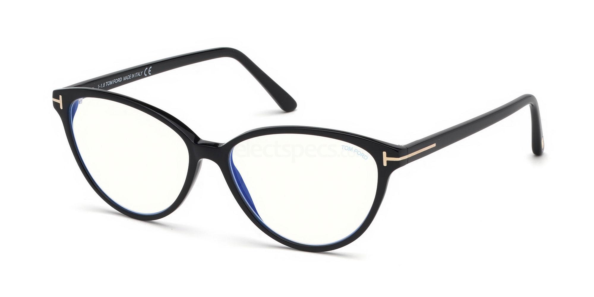 001 FT5545-B Glasses, Tom Ford
