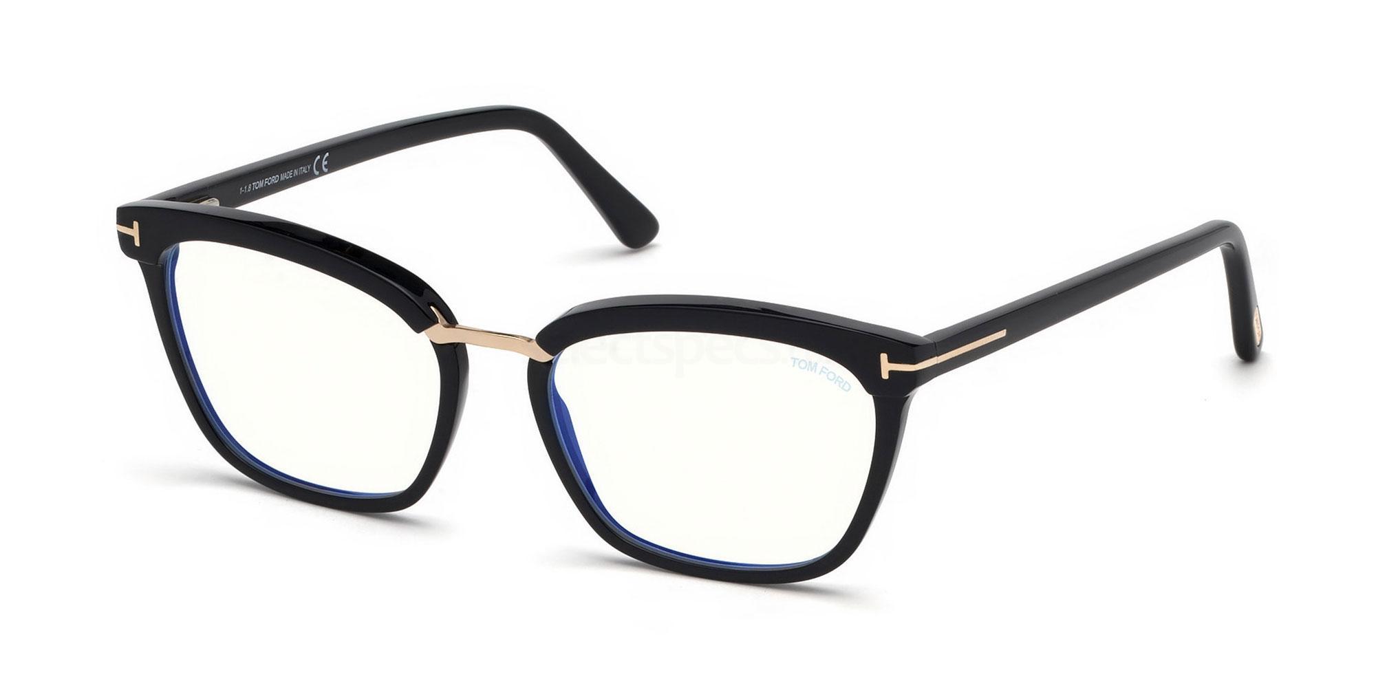 001 FT5550-B Glasses, Tom Ford