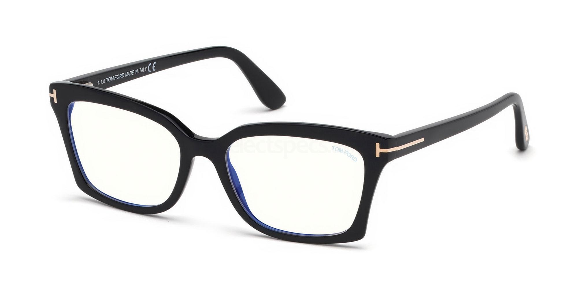 001 FT5552-B Glasses, Tom Ford